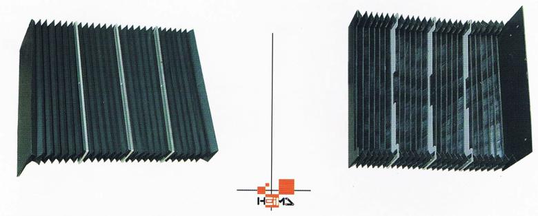 Standard organ-type protective shield