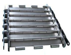 Chip Conveying Chain Plate (General type I) (Flat top type II)