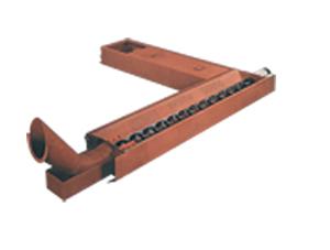 LXP Auger-Type Chip Conveyer