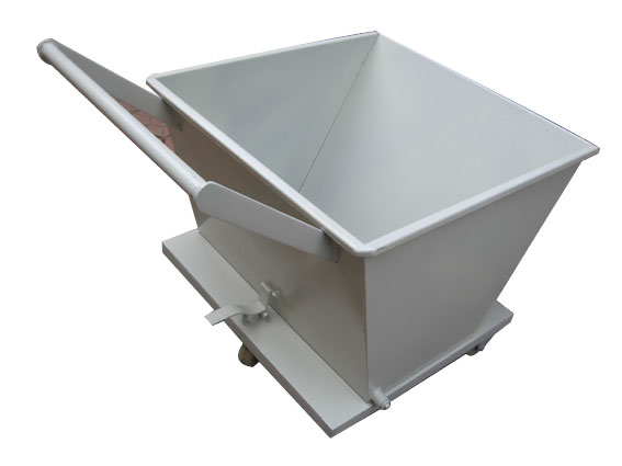 JXC Chip Collecting Wagon (Bunker)