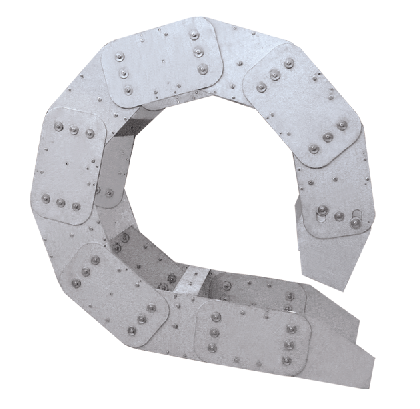 Extra-Large Hardened Steel Drag Chains